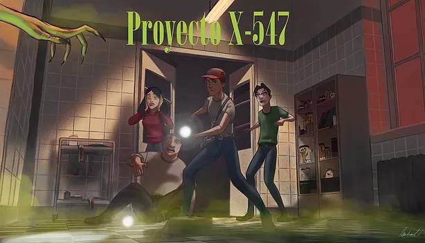 Proyecto X-547